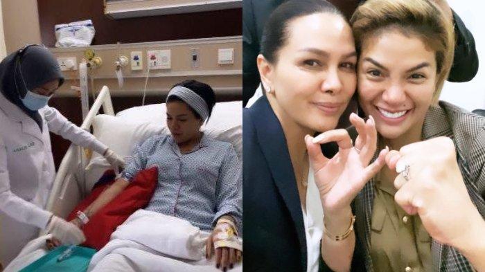 Sebelum Dilarikan di RS, Nikita Mirzani Sempat Pingsan, Fitri Salhuteru Ungkap Kondisi Terkini Nyai