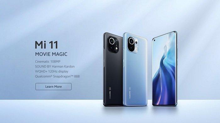 Bocoran Harga dan Spesifikasi Xiaomi Mi 11, Bakal Meluncur di Indonesia 16 Maret 2021 Mendatang