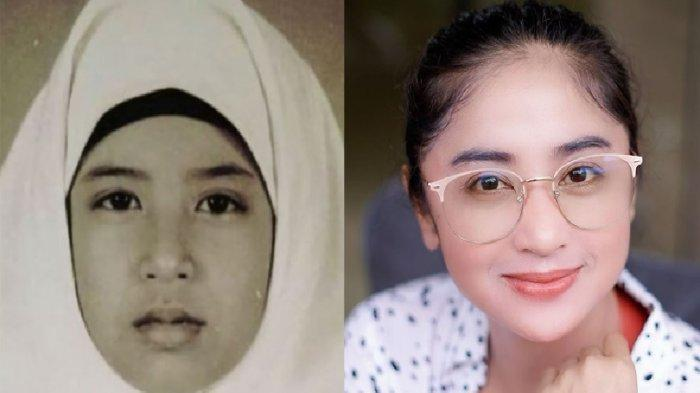 FOTO SMA Nella Kharisma, Dewi Perssik, Via Vallen, Soimah, Wajah Siapa Paling Beda Setelah Ngartis?