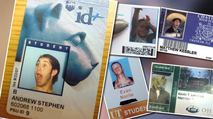 Ditiru 8 com Yang Halaman Foto Paling Kartu Tribunstyle Di Pelajar Gokil Gaya Identitas Tapi Jangan - All