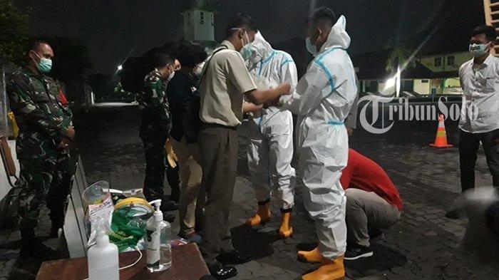 SUDAH 92 Pasien Covid-19 Asal Kudus Dirujuk ke Asrama Haji Donohudan, Kapolda: Masih Ada Ribuan