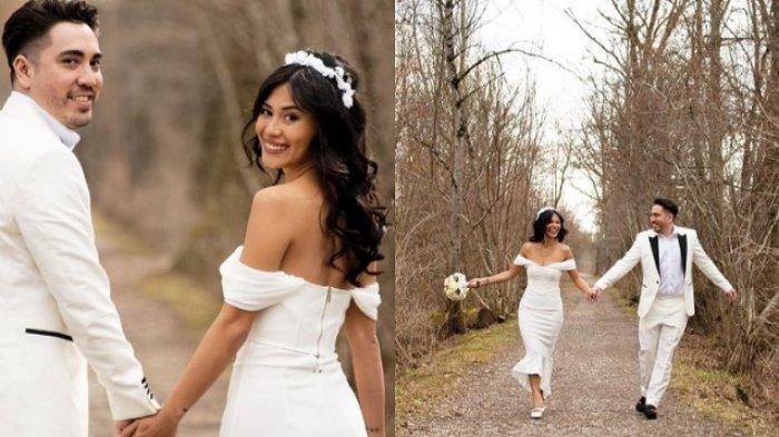 Menikah, Artis Cantik Ini Tak Malu Sebut Harga Gaun Pengantinnya Hanya Rp 89 Ribu, Tetap Memukau!