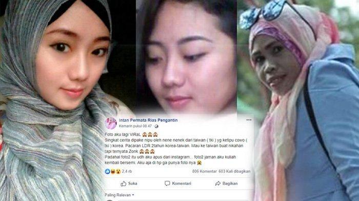 Kronologi Peristiwa Viral Pemuda Indonesia Hendak Nikahi Wanita Cantik, Ternyata Nenek-nenek!