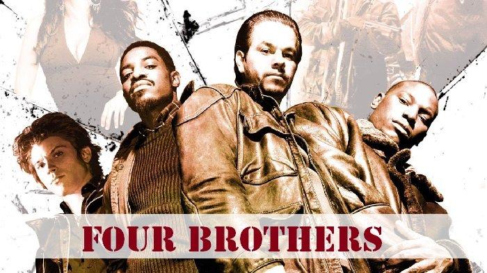Sinopsis Four Brothers, Empat Saudara Balas Dendam Pembunuhan Ibu, Saksikan Malam Ini