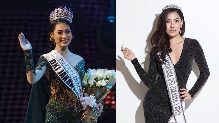 Viral Video Putri Indonesia Frederika Cull Terpeleset di Panggung Miss Universe saat Sesi Bikini