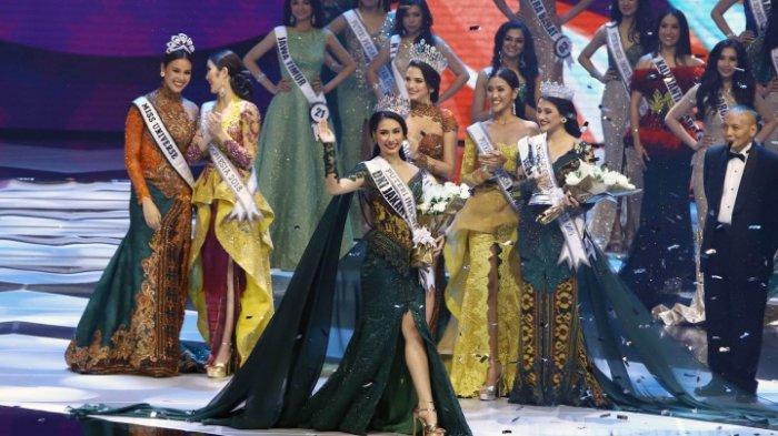Frederika Alexis Cull Sukses Rebut Mahkota Puteri Indonesia 2019, Mengapa? Ini Dia 5 Fakta Pesonanya