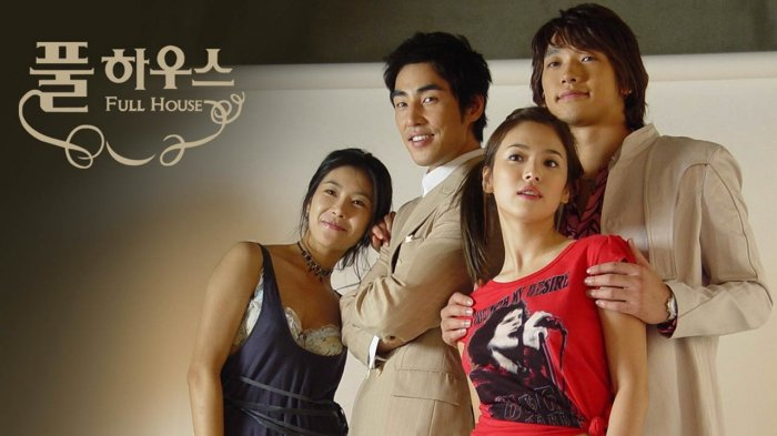 LIVE STREAMING Drama Korea 'Full House' di Global TV - Tonton Sekarang Lewat HP di Sini!