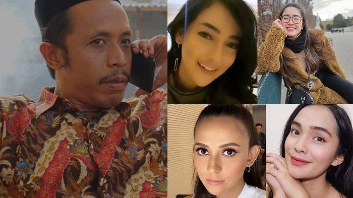 5 Cewek Cantik Gebetan Mas Pur di Tukang Ojek Pengkolan, Ada yang Sekelas Finalis Miss Indonesia