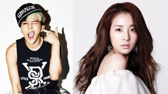 Bikin Penasaran! Fans Kumpulkan 'Lovestagram' Antara G-Dragon dan Sandara Park, Kencan Atau Sahabat?