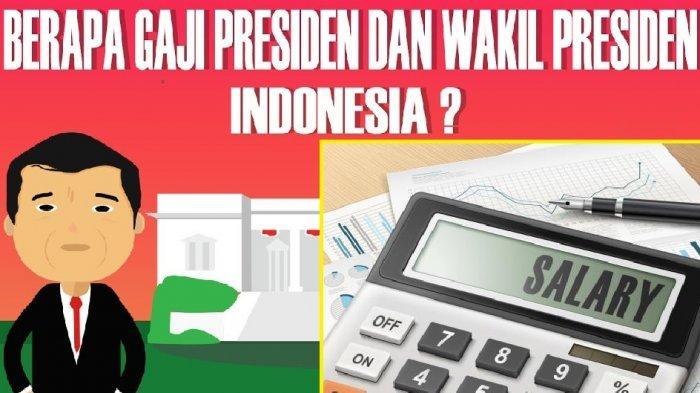 Berapa Sih Gaji Presiden Kita? Ternyata Masih Kalah dengan Pendapatan Raffi Ahmad dalam Sebulan