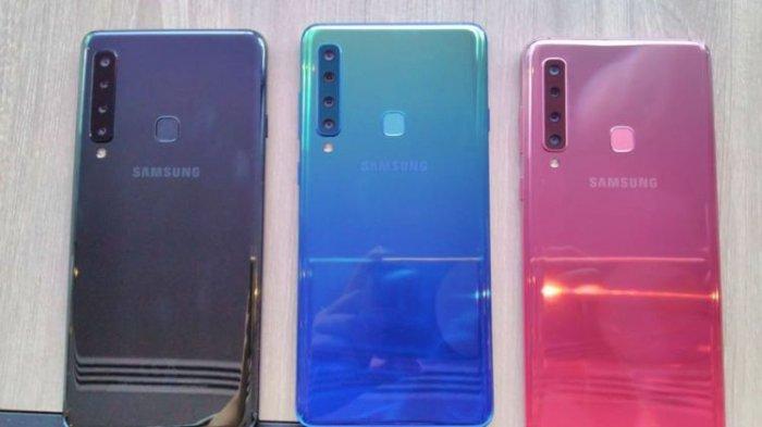Samsung Galaxy A7 2018 Punya 3 Lensa Kamera, Ini Harganya di Indonesia