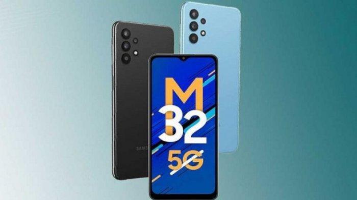 Samsung Luncurkan Galaxy M32 5G, Berikut Spesifikasi Lengkapnya, Dibekali MediaTek Dimensity 720