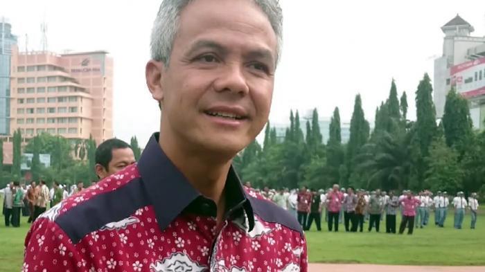 TAK PATUHI Menaker Ida Fauziyah, Ini 2 Alasan Gubernur Ganjar Pranowo Naikkan UMP Jateng 2021