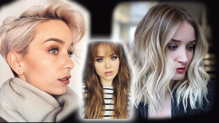 12 Potongan Rambut Pendek Ini Cocok Banget Buat Perempuan Segala Usia Bikin Wajahmu Tambah Cantik Halaman All Tribunstyle Com