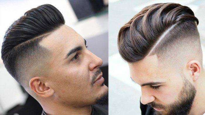 Ini 4 Trend Potongan Rambut Pria 2020 Model Klasik Masih Jadi Favorit Tribunstyle Com