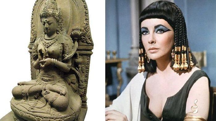 TERUNGKAP Mentor Gajah Mada, Inilah Gayatri Rajapatni, Ibu Suri Majapahit Jenius Setara Cleopatra