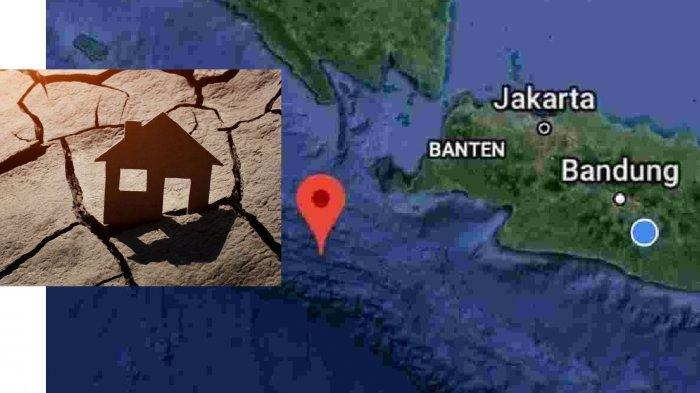 Foto dan Video Data Korban Gempa Banten versi BNPB dan Alasan Pakar UGM Sebut Tak Berpotensi Tsunami