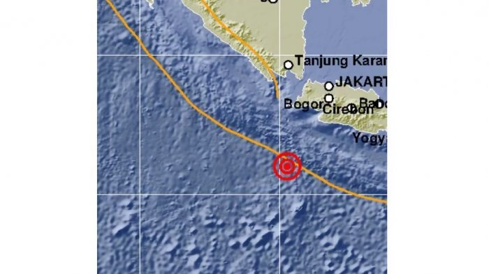 Gempa Banten Tak Terasa & Nihil Tsunami Meski Berkekuatan 5,2 SR, Ini Penjelasan PVMBG