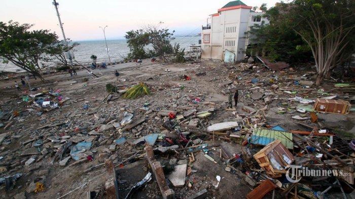 2 Hari Pasca Gempa dan Tsunami, BMKG Rilis Prakiraan Cuaca Kawasan Palu Hingga Mamuju Utara