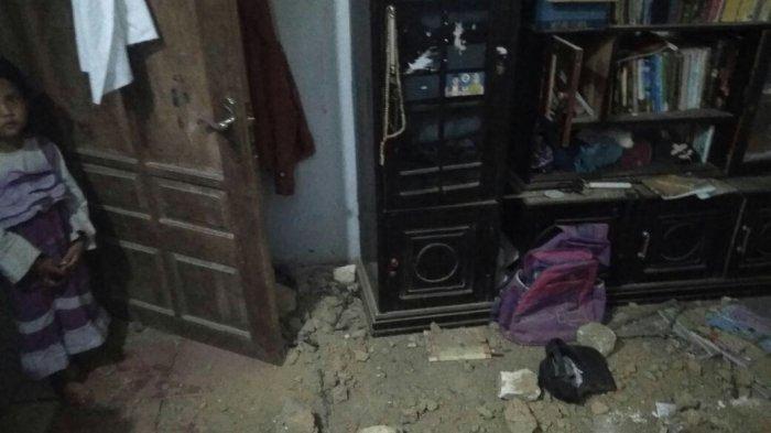 Korban Gempa Situbondo Kenang Detik-detik Goncangan, Sempat Kira Anak Mengigau saat Berteriak