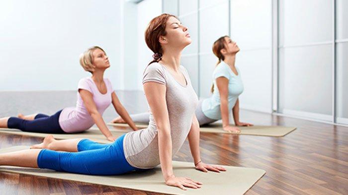 Gerakan Yoga.
