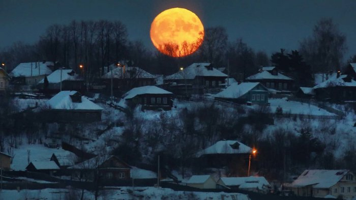Amalan Anjuran Rasulullah SAW yang Dilakukan saat Gerhana Bulan atau Supermoon Senin 21 Januari 2019