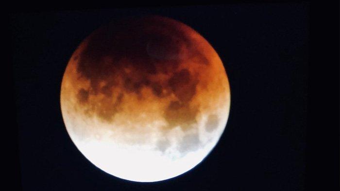 LIVE STREAMING: Sedang Berlangsung Gerhana Bulan Total di Langit Amerika Sekarang!