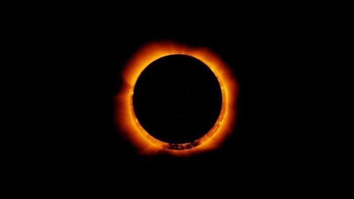 Catat Tanggalnya, Gerhana Matahari Cincin Berlangsung pada 10 Juni 2021, Bisa Diamati di Indonesia?