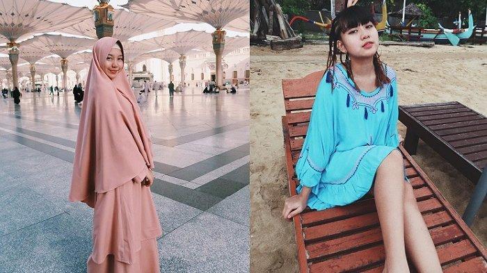 Ghea Indrawari Indonesian Idol Tampil Syari, Intip Perubahan Penampilannya yang Curi Perhatian