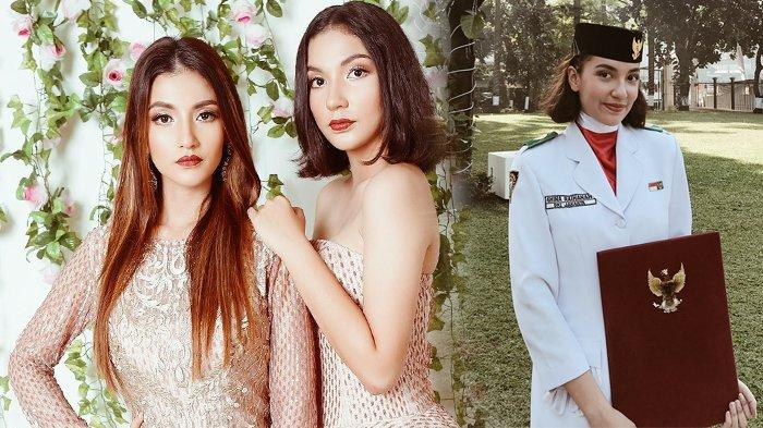 Jarang Diekspos! Potret Cantik Ghina Raihanah, Adik Tsania Marwa yang Ternyata Anggota Paskibraka