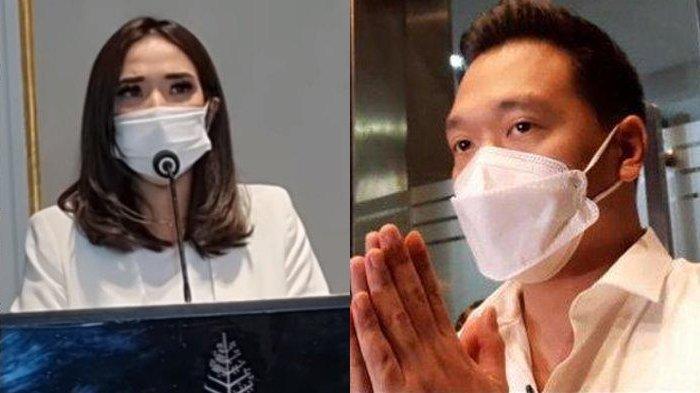 Gisel dan MYD tahan tangis minta maaf soal video syur mereka yang viral