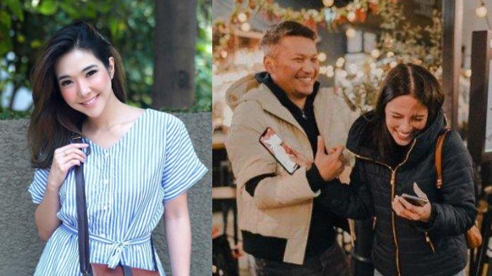 Gisel Bantah Rumor Gading Marten Bakal Lamar Juria Hartmans di Bulan Maret: 'Ngarang Banget'