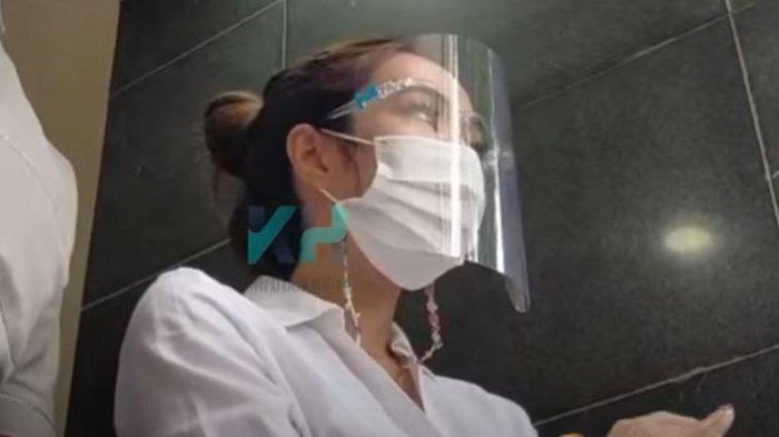 Gisella Anastasia Hadir Penuhi Wajib Lapor Kasus Video Syur, Ungkap Rasa Syukur Tidak Ditahan