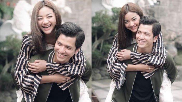 Digendong Mesra Rendi Jhon, Glenca Chysara Pamer Senyum Semringah, Cinlok di Lokasi Syuting?