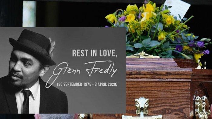 Glenn Fredly Meninggal, 6 Artis Unggah Percakapan Bersamanya, Tepat 3 Tahun Pernikahan Momo Geisha