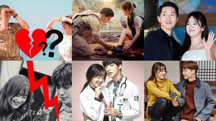 5 Fakta Cinta Goo Hye Sun - Jae Hyun & Song Song Couple: Cinlok, Noona Romance, Suami Ajukan Cerai