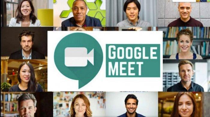 Cara menghemat kuota internet di Google Meet