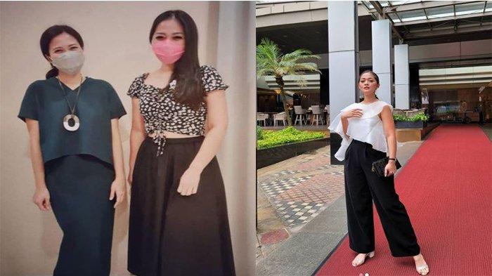 Gracia Indri Syok, Berat Badannya Turun Sampai 11 Kilogram, Feni Rose: Astaga Kurus Banget