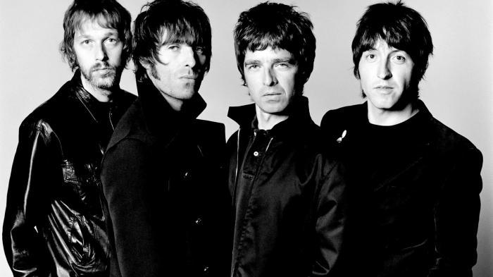 Grup band Oasis.