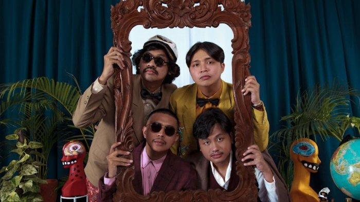 Grup band The Panturas.