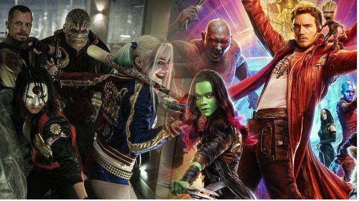 Kembali Sutradarai Guardians of Galaxy, James Gunn Akan Garap 2 Film Sekaligus dari DC dan Marvel