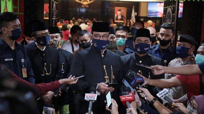 Covid-19 Makin Mengkhawatirkan, Pemprov DKI Jakarta Kembali Perketat PSBB Mulai 11-25 Januari 2021