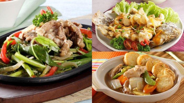 5 Resep Masakan Rumahan Khas Chinese Food Paling Favorit Pemula Wajib Coba Dijamin Bikin Ketagihan Tribunstyle Com