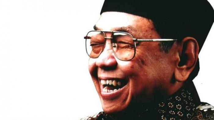 Almarhum KH Abdurrahman Wahid alias Gus Dur