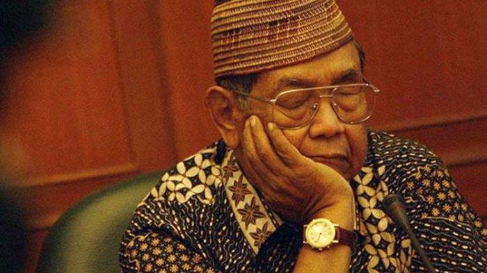 Abdurrahman Wahid alias Gus Dur.
