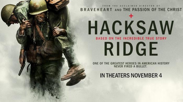 Sinopsis Film Hacksaw Ridge Di Bioskop Trans Tv Saksikan Malam Ini Pukul 21 00 Wib Tribunstyle Com
