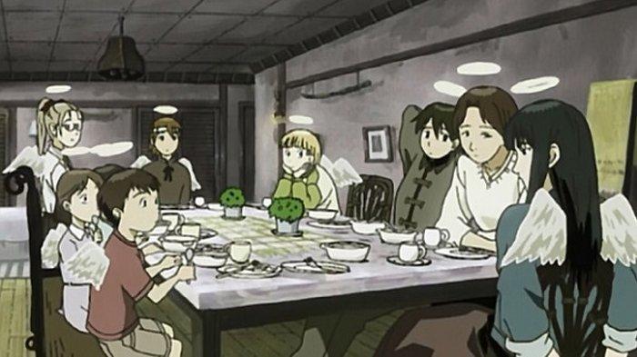 5 Anime Surealis dengan Jalan Cerita yang Aneh, Bisa Bikin Penonton Berpikir Keras & Bertanya-tanya
