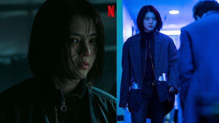 Han So Hee perankan Yoon Ji Woo dalam drama My Name