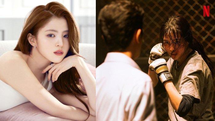 Biasa Tampil Feminin, Intip Potret Han So Hee Adu Jotos Perankan Drama Thriller 'My Name'