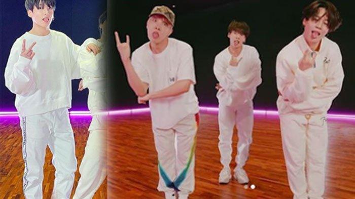 Dance 'Butter' Bareng Jimin dan J-Hope, Jungkook Pakai Jogger Pants Alexander Wang, Berapa Harganya?
